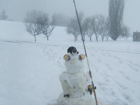 Schnee auf laMotta